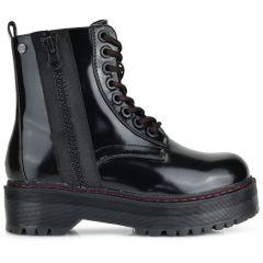 Black biker boot Xti 44398