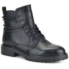 Μαύρο biker boot Xti 44761