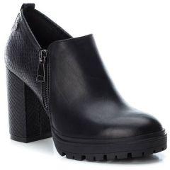 Black ankle bootie Xti 49549