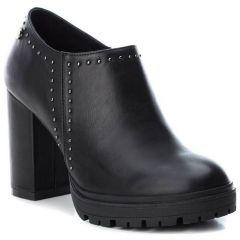 Black ankle bootie Xti 49554