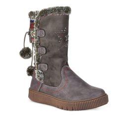 Grey kids boot Xti 55917