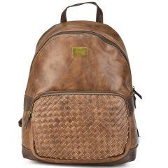 Camel backpack David Jones 5664-3