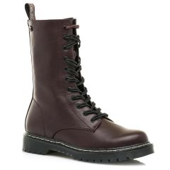 Bordeaux biker boot MTNG 58628