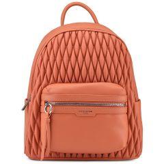 Orange backpack David Jones 6266-2