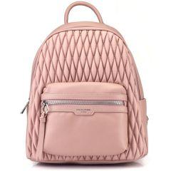 Pink backpack David Jones 6266-2