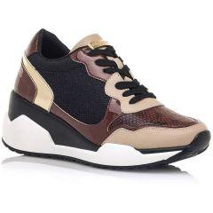 Bordeaux sneaker MariaMare 62730