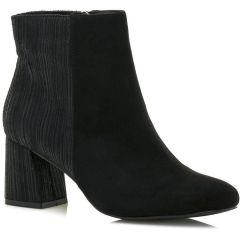 Black bootie MariaMare 62578