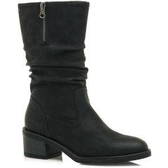 Μαύρη μπότα MariaMare 62612