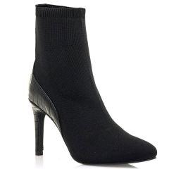 Black bootie MariaMare 62764