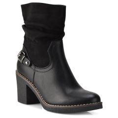 Black bootie 6303