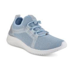 L. blue junior sneakers 66-76