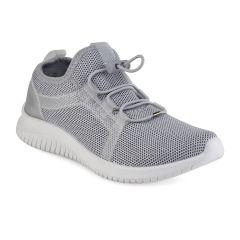Grey junior sneakers 66-76