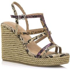 Animal Print wedge MariaMare 67688