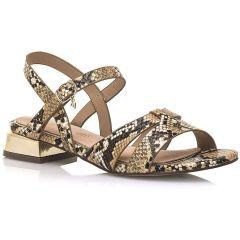 Animal Print sandal MariaMare 67699