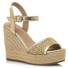 Gold wedge MariaMare 67783