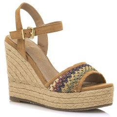 Camel wedge MariaMare 67783