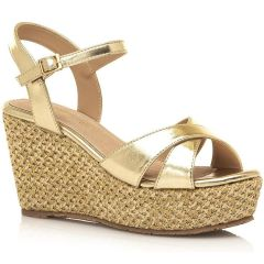 Gold wedge MariaMare 67820
