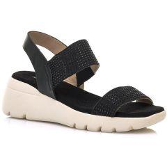 Black sandal MariaMare 67781