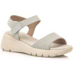 Grey sandal MariaMare 67821