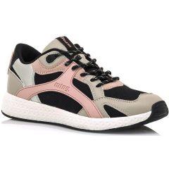 Μαύρο sneaker MTNG 69132