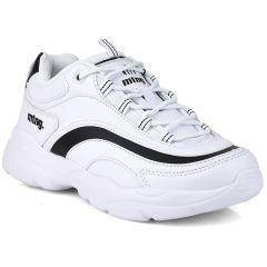 White/Black sneaker MTNG 69920