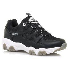 Μαύρο sneaker MTNG 69957