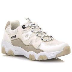 Μπεζ sneaker MTNG 69957
