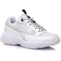 Λευκό sneaker MTNG 69088