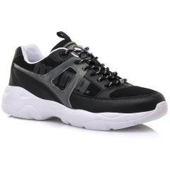 Μαύρο sneaker MTNG 69088
