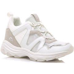 Λευκό sneaker MTNG 69277
