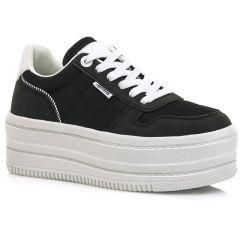 Μαύρο sneaker MTNG 69298