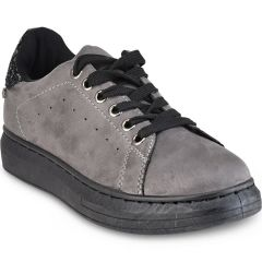 Grey sneakers Isteria 7306