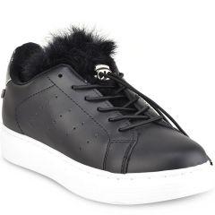 Μαύρο sneakers Isteria 7307
