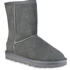 Grey leather Australian Boot L7830