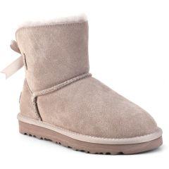Nude leather Australian Boot L7851