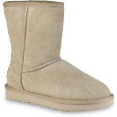 Beige leather Australian Boot L7830