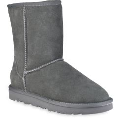 Grey leather Australian Boot L7830