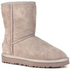 Nude leather Australian Boot L7830