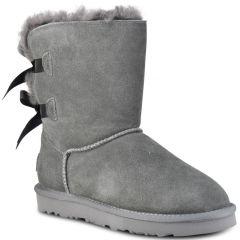 Grey leather Australian Boot L7831
