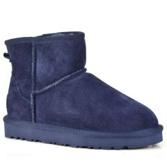 Blue leather Australian Boot L7854