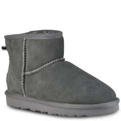 Grey leather Australian Boot L7854