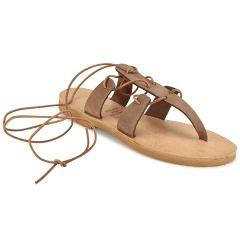 Tan leather sandal Iris Sandals  IR8/10