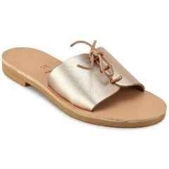Leather metallic slipper Iris Sandals  IR8/8