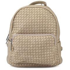 Beige backpack 85904