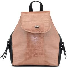 Pink backpack Xti 86322