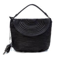 Black shoulder bag Xti 86354