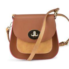 Ταμπα eco-leather τσάντα χιαστή Pierro Accessories 90510