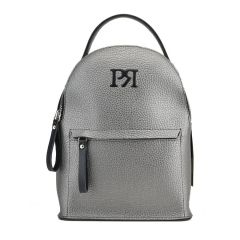 Pewter backpack Pierro Accessories 90551