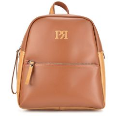 Tabac eco-leather backpack Pierro Accessories 90569