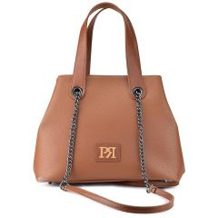 Tabac eco-leather shoulder bag Pierro Accessories 90572